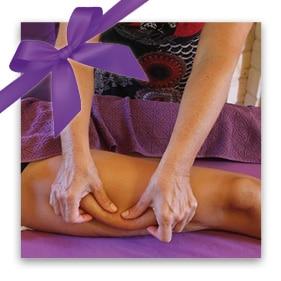 bon cadeau Cure Massage Minceur