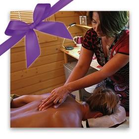 bon cadeau Cure Massage du dos