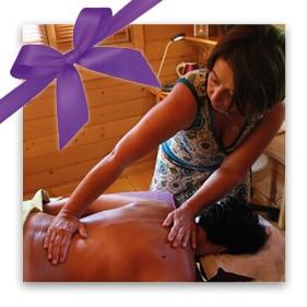 Bon cadeau abonnement massage